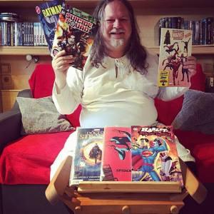 Gewinner, Arnulf das Schandmaul. Comics, Comicbücher