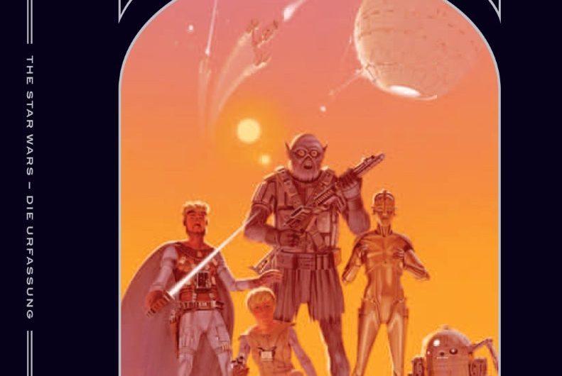 STAR WARS DIE URFASSUNG COMIC REVIEW