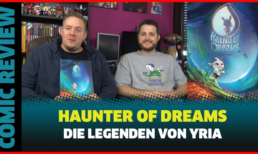 Haunter of Dreams – Die Legenden von Yria (Comic Review)