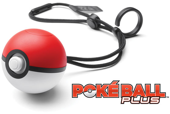 Pokemon Let's Go Pokemon Plus