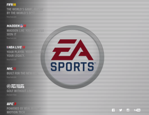EA E3 Predictions Sports