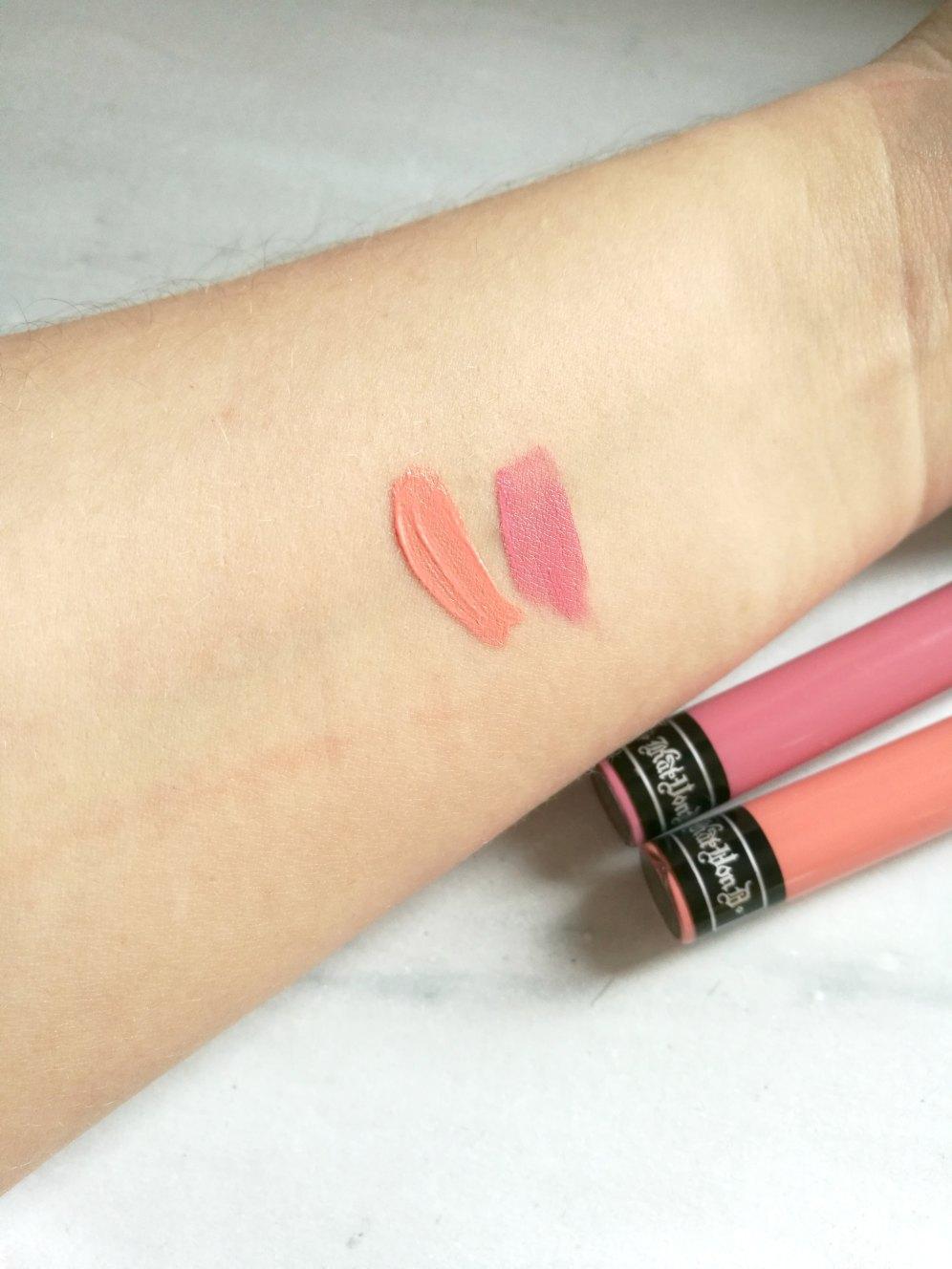 Les Kat Von D everlasting liquid lipstick