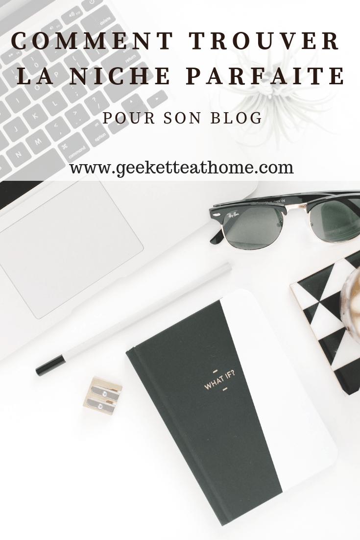comment trouver la niche parfait pour son blog
