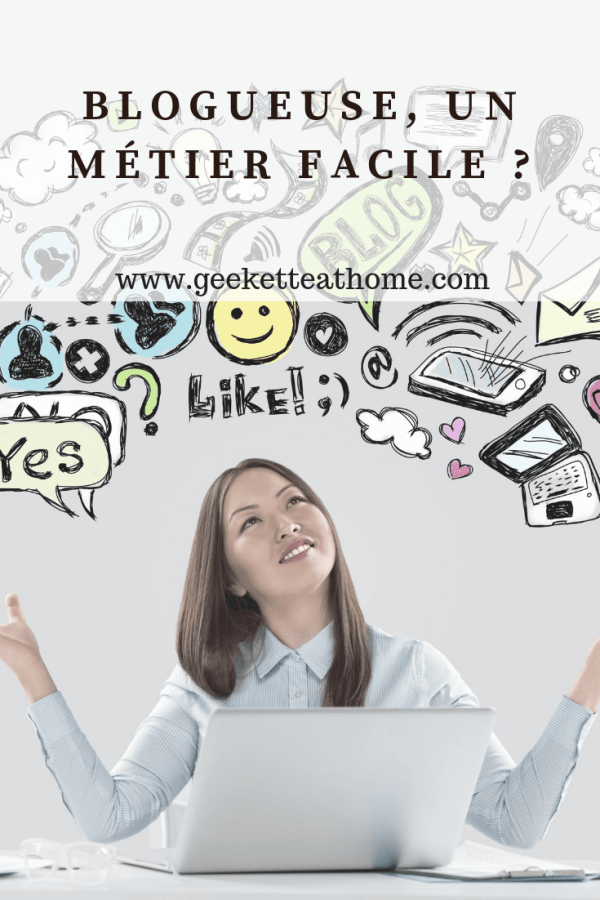 blogueuse, un métier facile ?