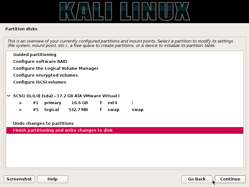 kali-finish-partitioning