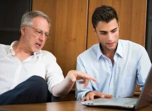 managing a family businesss