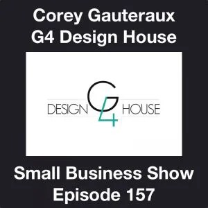 corey gauteraux g4 design house interview