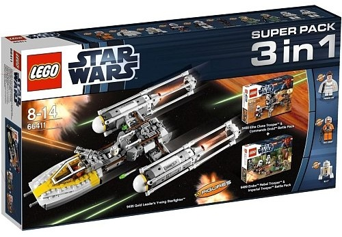 Y-Wing Superpack