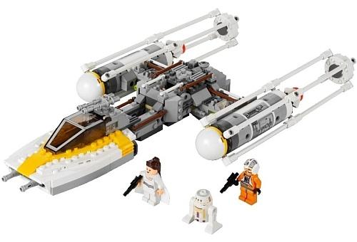 Lego 9495 Gold Leader