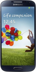 Galaxy S4 black