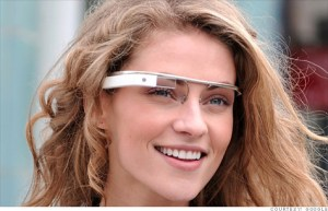 Google Glass promo