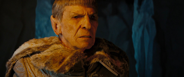 Into Darkness Spock