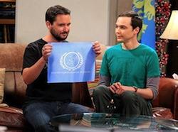 Fun with Sheldon