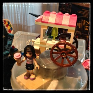 LEGO 30106 Ice Cream Stand