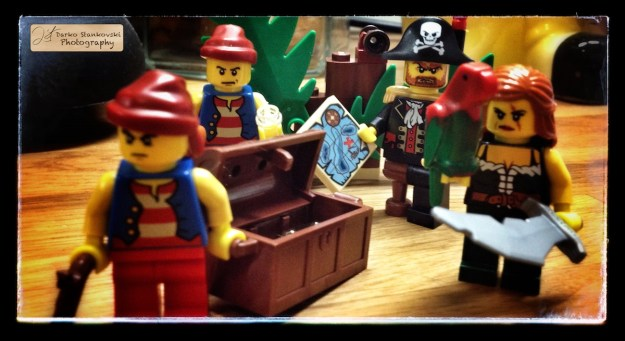 LEGO 850839 pirates pack