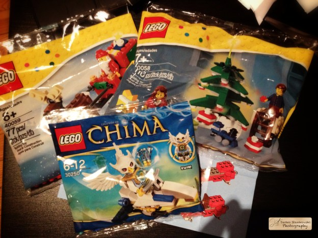 LEGO polybags from november