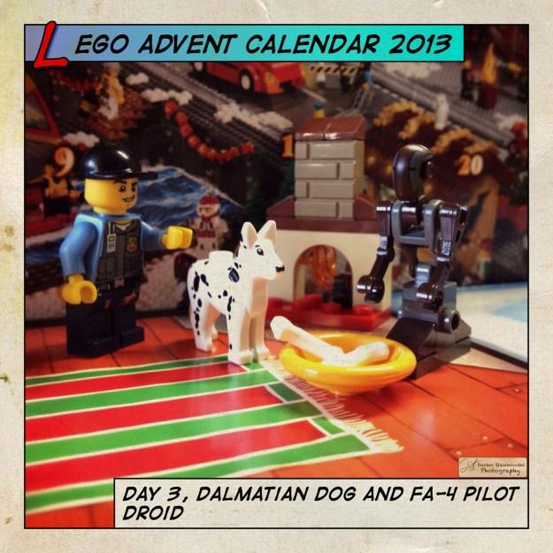 LEGO Advent Calendar 2013 day 3