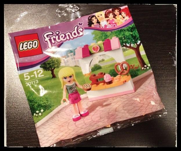 LEGO 30113 Stephanie's bakery stand