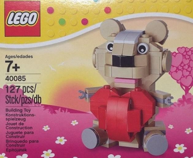 LEGO 40085 Valentine's day