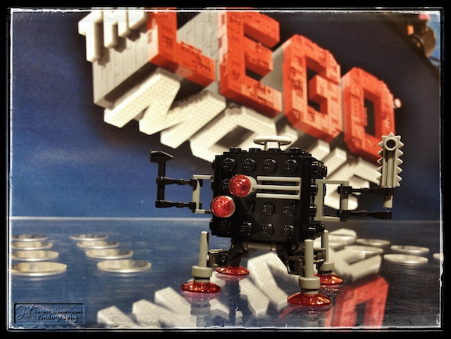 LEGO 40095 Micro Manager