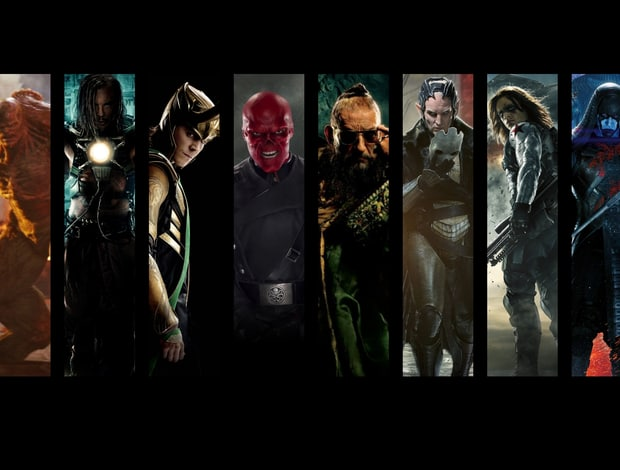 Ep. #10 – Villains of The MCU