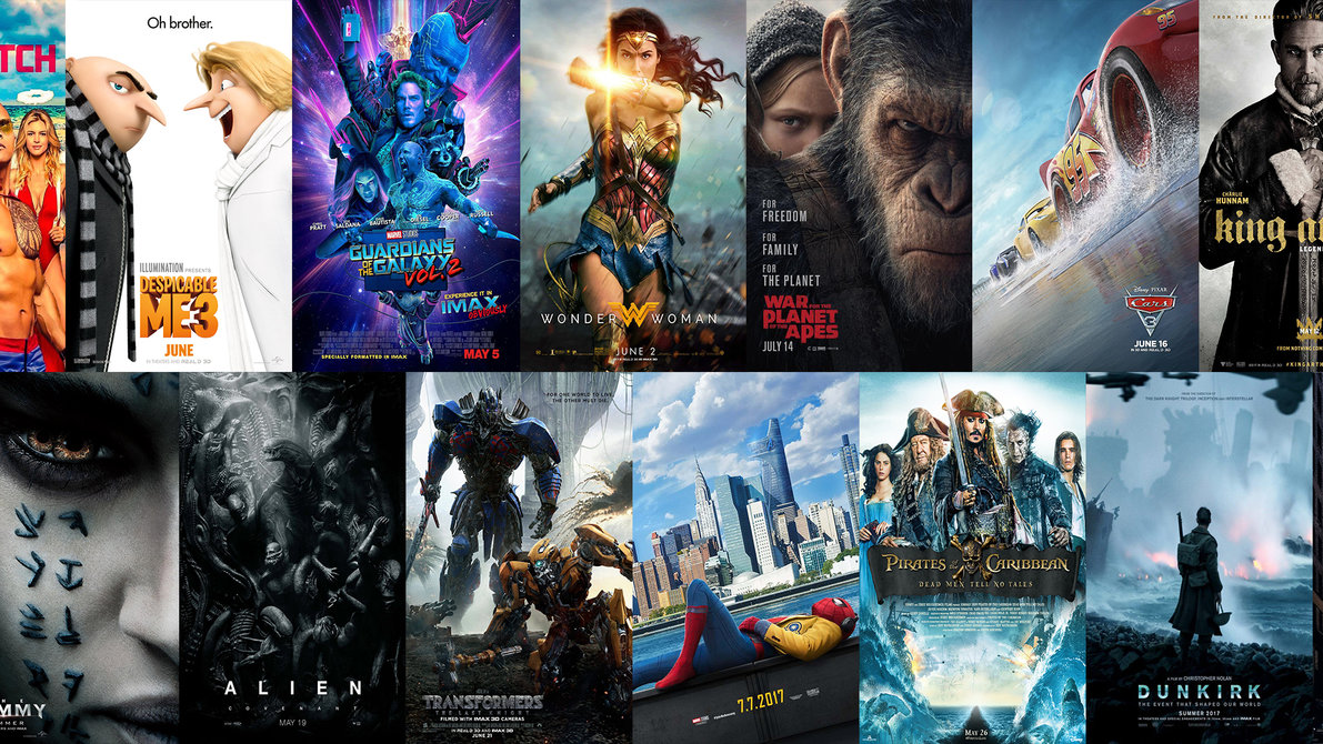 Ep. #15 – Summer Movies + Marvel Stuff