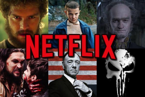 Ep. #04 – Netflix Original Series