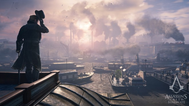 Assassin's Creed Syndicate Jacob