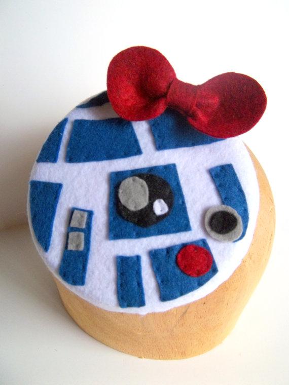 R2-D2 Pillbox Hat Star Wars