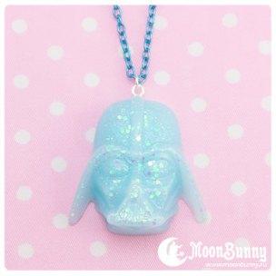 Star Wars Darth Vader Necklace Fairy Kei Pastel Goth