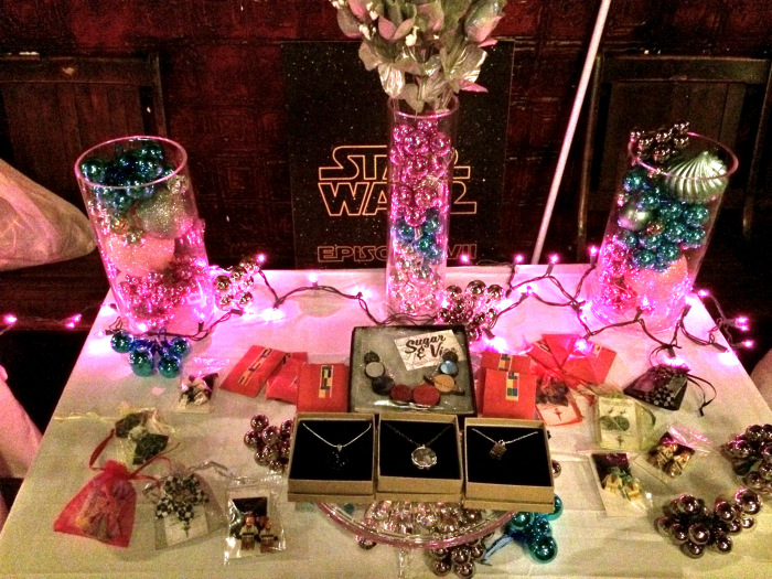 Swag Table