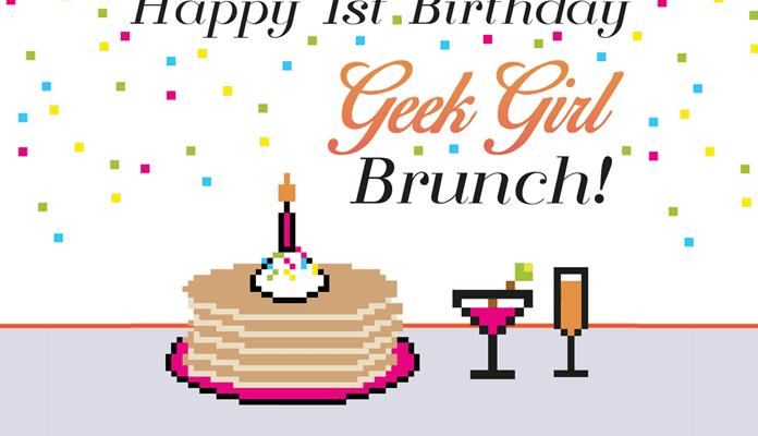 Happy 1st Birthday To Us!