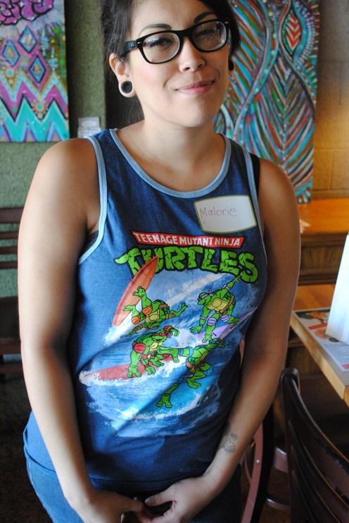 GGB Phoenix - Teenage Mutant Ninja Turtles