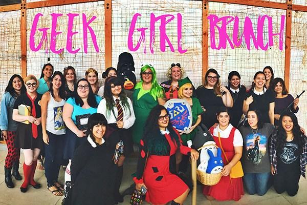 Geek Girl Brunch South Florida – Halloween Open Fandom