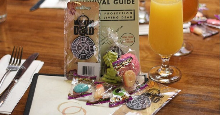 GGB Boston: Brunch of the Walking Dead!