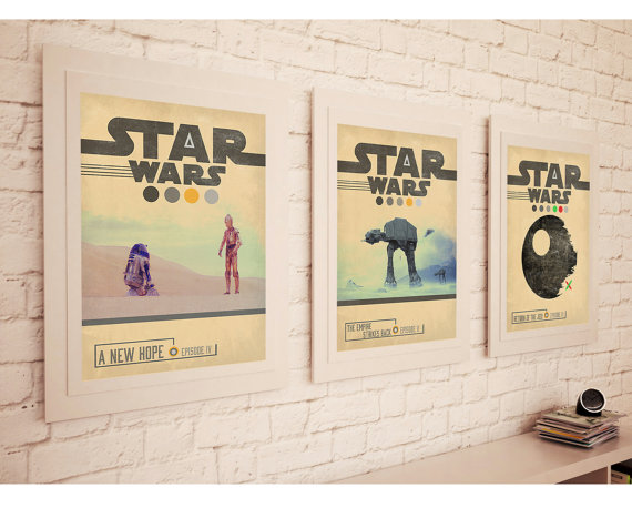 Holiday Gift Guide for Star Wars Fans