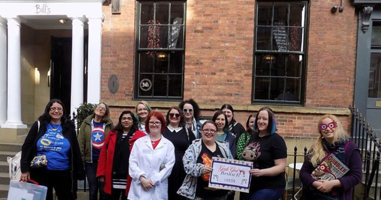 GGB Leeds: Launch – The Heroine Within