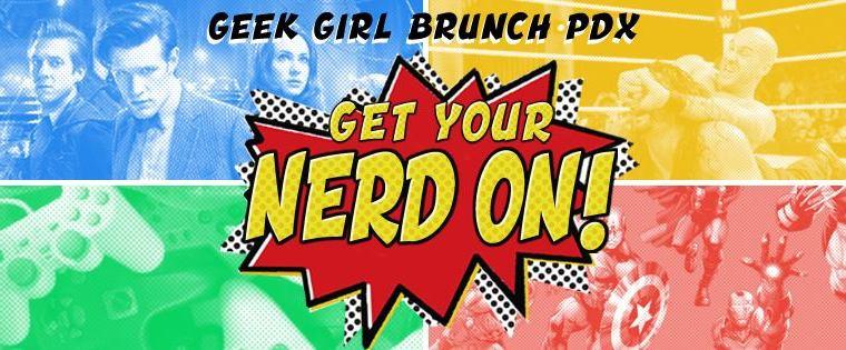 GGB PDX – Get Your Nerd On Brunch!