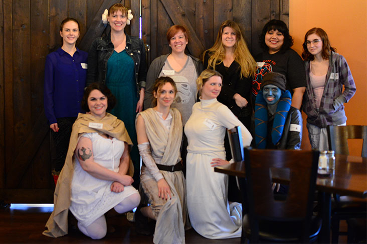 GGB Twin Cities: Star Wars Brunch