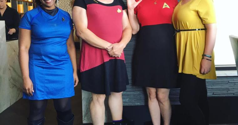 "GGB Philly Goes ""Beyond"" at July's Star Trek Brunch"
