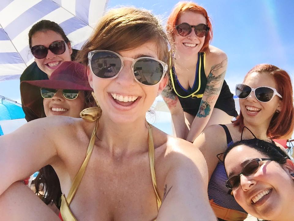 GGB Miami: DC Beach Party
