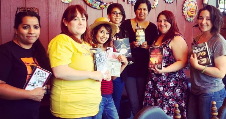 GGB Fresno: Horror Book Exchange
