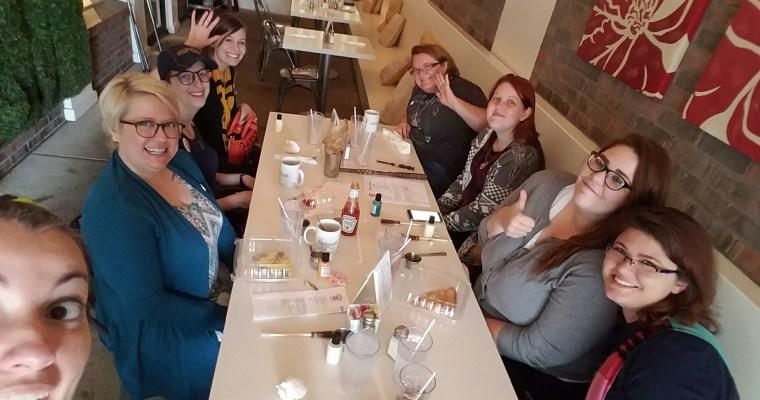 GGB Indianapolis – Back to Hogwarts Brunch!