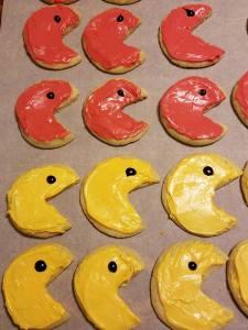 pacman-cookies