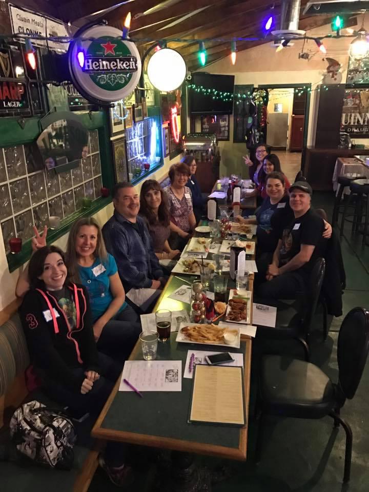 GGB Phoenix – A Whovian Holiday Brunch