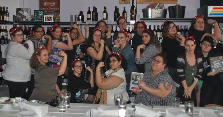 "GGB San Antonio: International ""Wonder"" Women Day"