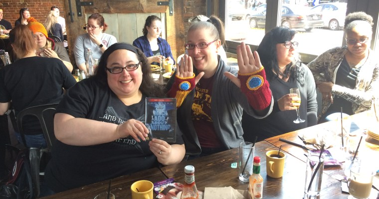 GGB Pittsburgh's Whedonverse Brunch