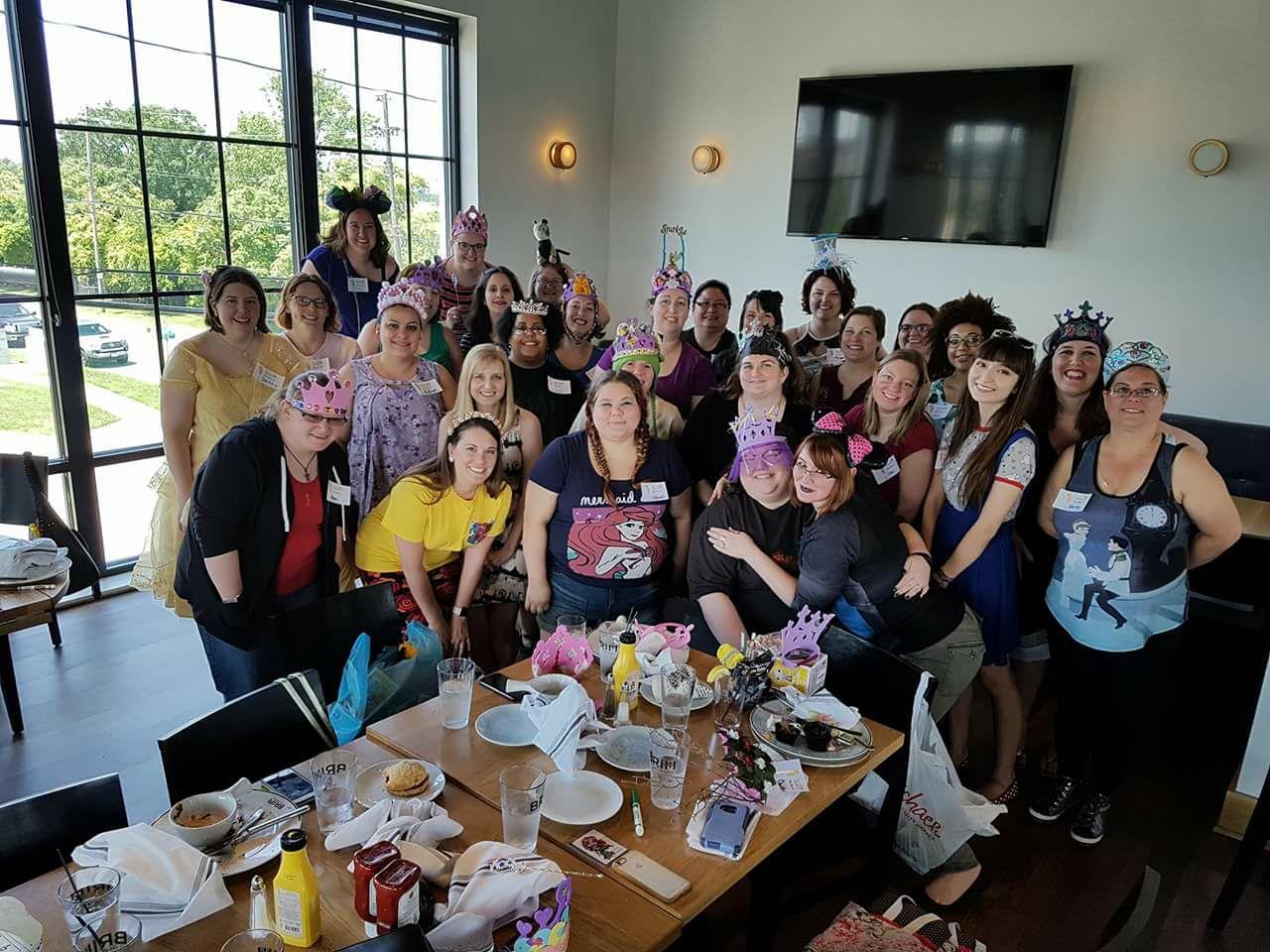 GGB Cleveland – July Brunch Wonderful World of Disney / Princesses