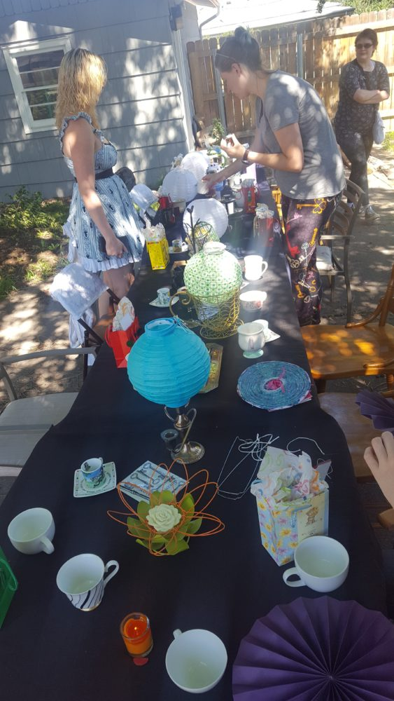 GGB Colorado Springs: Mad Hatter's Party