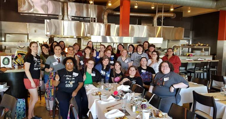 GGB Cleveland – Harry Potter and the Brunch of Fire